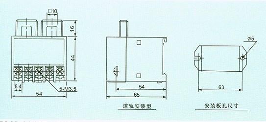 jd1a-90滑差电机调速控制装置