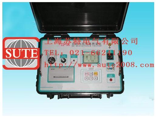 zz-5a变压器直流电阻测试仪-技术文章-上海苏特电气
