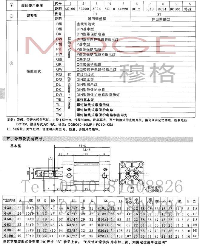 -K,QGBQ80-1000MP3-K,QGBQ80-1000MT4-结构图纸砌筑二高度图片