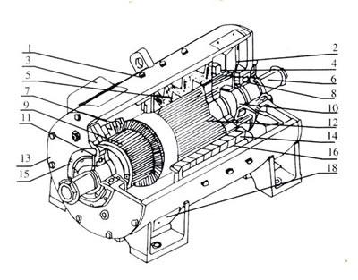 mez电机结构图及介绍