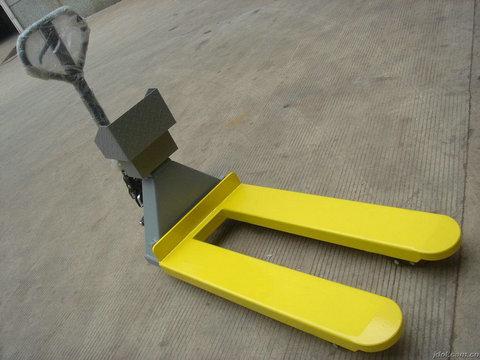 3t带打印液压叉车电子秤