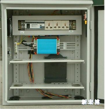 视频监控前端控制箱户外摄像头防雷应用案例分析