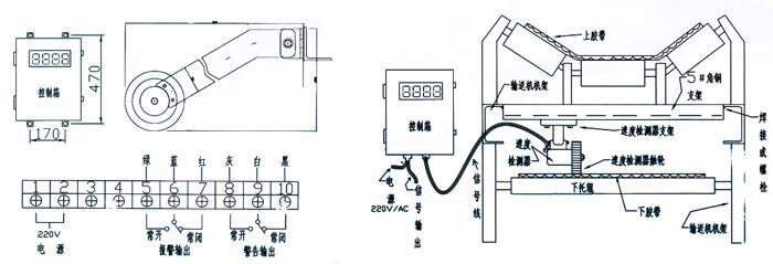 红外线检测电路输出脉冲信号