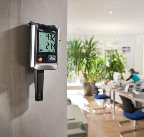 testo175-H1电子温湿度记录仪