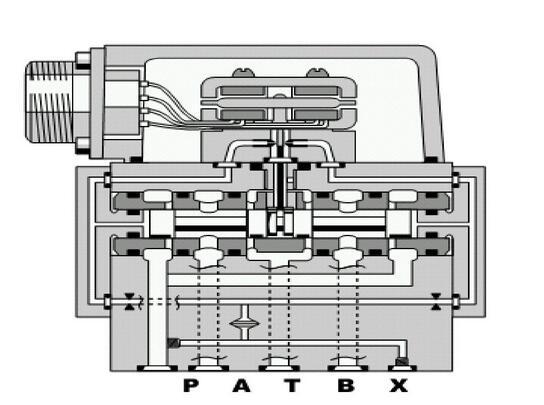 油压车床尾座结构图