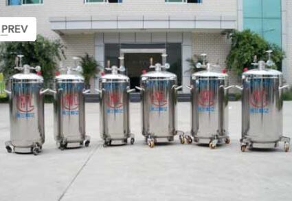 YDT-35外置气源式液氮罐