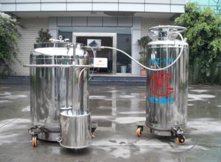 YDD-260-600米兰液氮罐