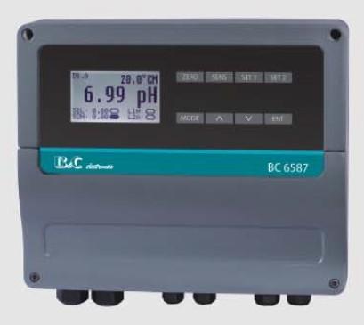 匹磁6587控制器