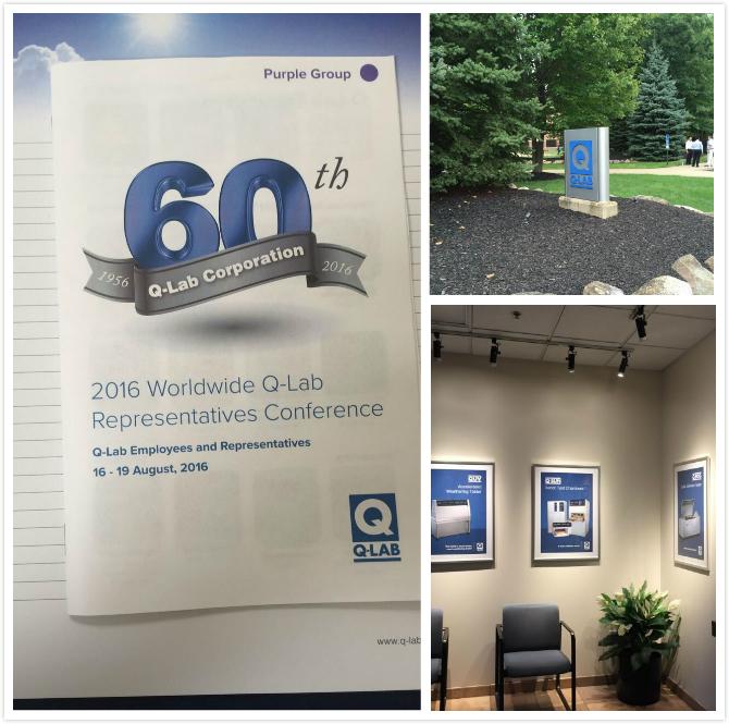 Q-Lab 成立60周年年会