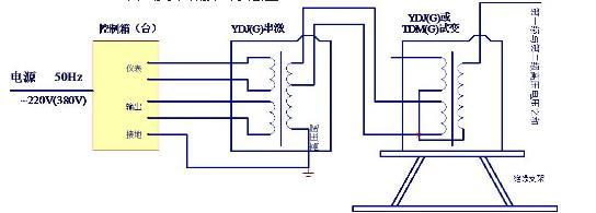 高压电棒实物电路图