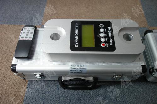 无线数字式测量拉力的仪器