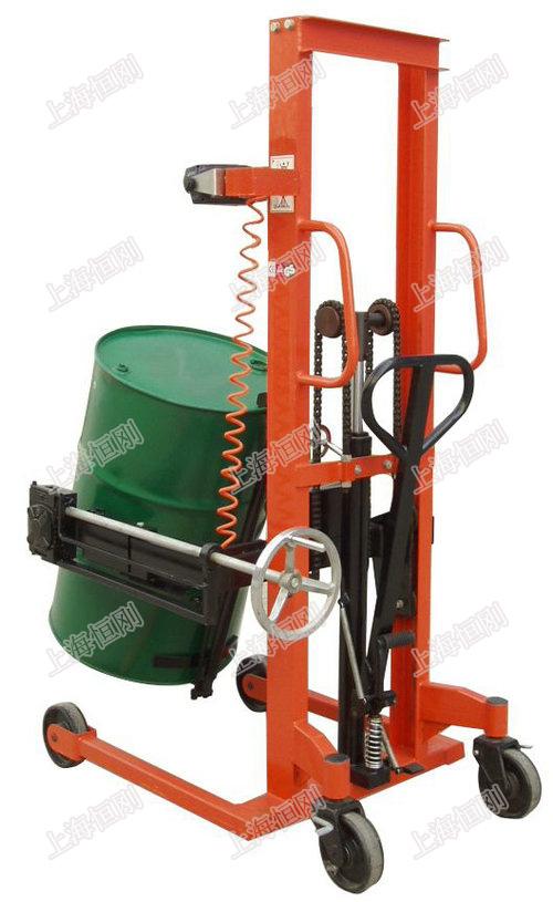 液压油桶搬运车秤