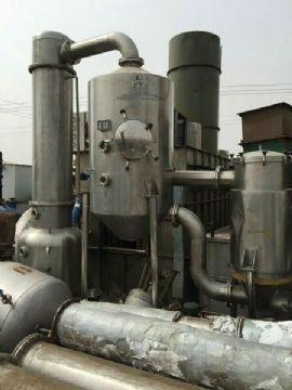 二手蒸发器 二手蒸发器 菏泽开发区德行化工设备销售中心