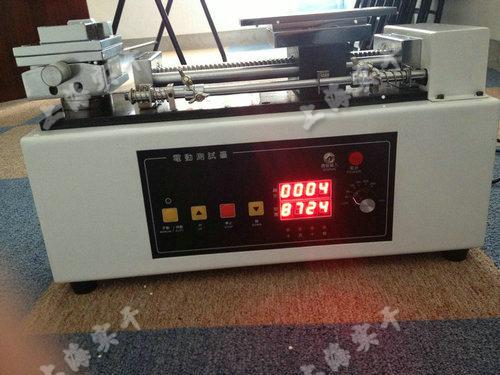 SGDW臥式電動拉力測試儀