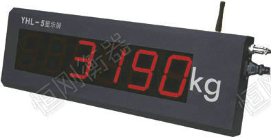 XK3190—YHL5寸普通型