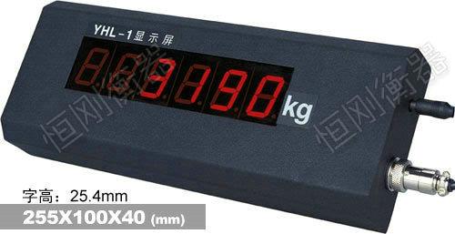 XK3190—YHL1寸普通型