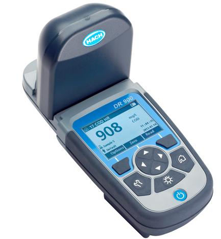 DR900便携式多参数水质分析仪