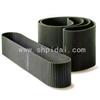 DT10-1700钢丝双面齿同步带,方形齿同步带