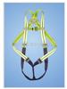 上海牌 (高可视性一挂点)全身式安全带【产品编号】60408