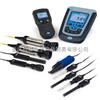 哈希HQd 臺式/便攜式多參數數字化分析儀、測pH. ORP、鈉、銨、氨、氟、硝酸鹽、氯、電導率、溶解氧等