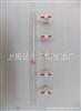 四氟3节门单排气体分配器