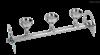 【洛科仪器】BioVac 330 3孔不锈钢真空多联过滤器